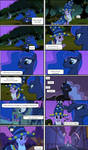 Ponies in Purple