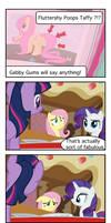 Fluttershy's Not-So-Terrible Secret