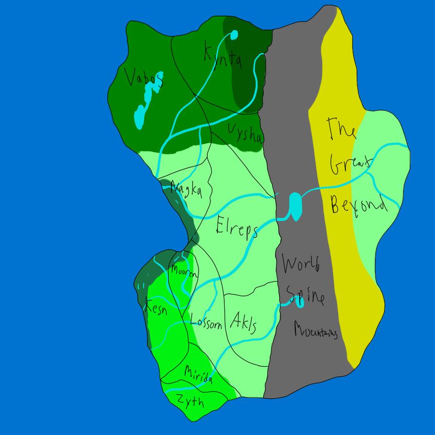 Beskeren map by Tanadin