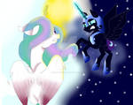 The Fight by WiseUnicorn