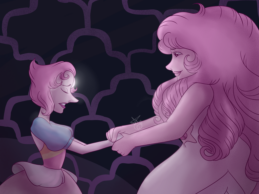 "I guess I never talked about how much I adored those last SU episodes, right?  Well well well... I think ""A Single Pale Rose"" was my favourite, for obvious reasons.  I personally identify..."