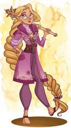 .:rapunzel the aasimar cleric:.