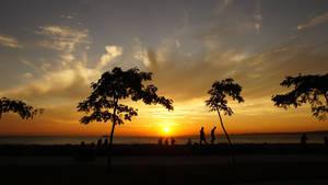 Sunset at Kadikoy 18 by Navvyblue