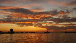 Sunset at Kadikoy 30