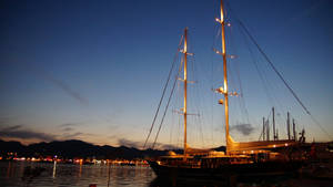 Sunset at Marmaris 1
