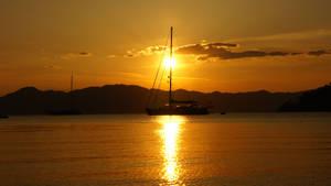 Sunset at Marmaris 3