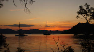 Sunset at Marmaris 4