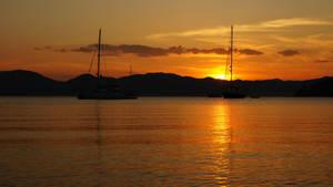 Sunset at Marmaris 5