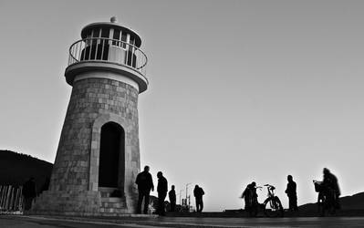Lighthouse of Marmaris by Navvyblue