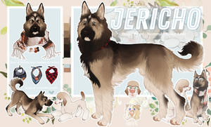 Jericho 2018 full ref by Saleau