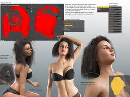 Dforce on Hair: Experiment #2 by TenStrip
