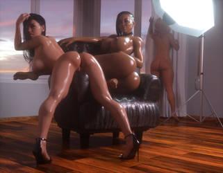 The Behind Scene by TenStrip