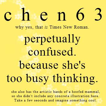 chen63's Profile Picture
