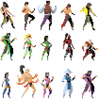 Mortal Kombat Fanart by HendryRoesly on DeviantArt