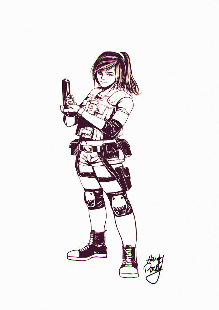Rogue by HendryRoesly