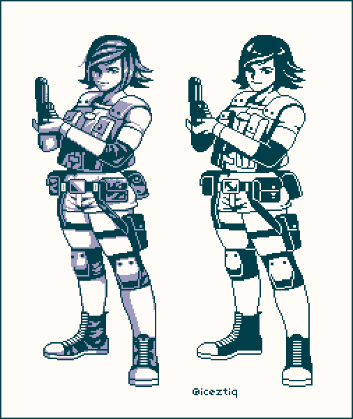 Rogue pixel by HendryRoesly