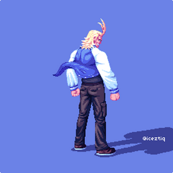 Young All Might by HendryRoesly
