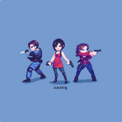 RE2Remake by HendryRoesly