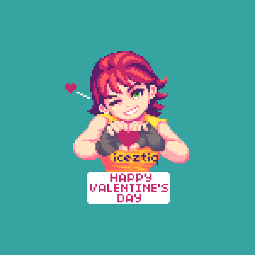 Happy Valentine's Day by HendryRoesly