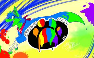 CreateCon 2014 by YoshiDreamExplorer