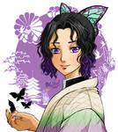 [Fan Art] Shinobu Kochou - Kimetsu no Yaiba