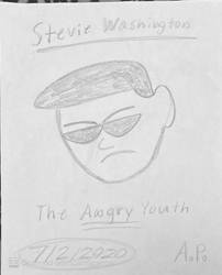 Stevie Washington (The Angry Youth)