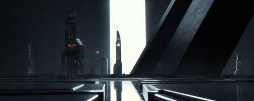 Blade Runner: The Gates