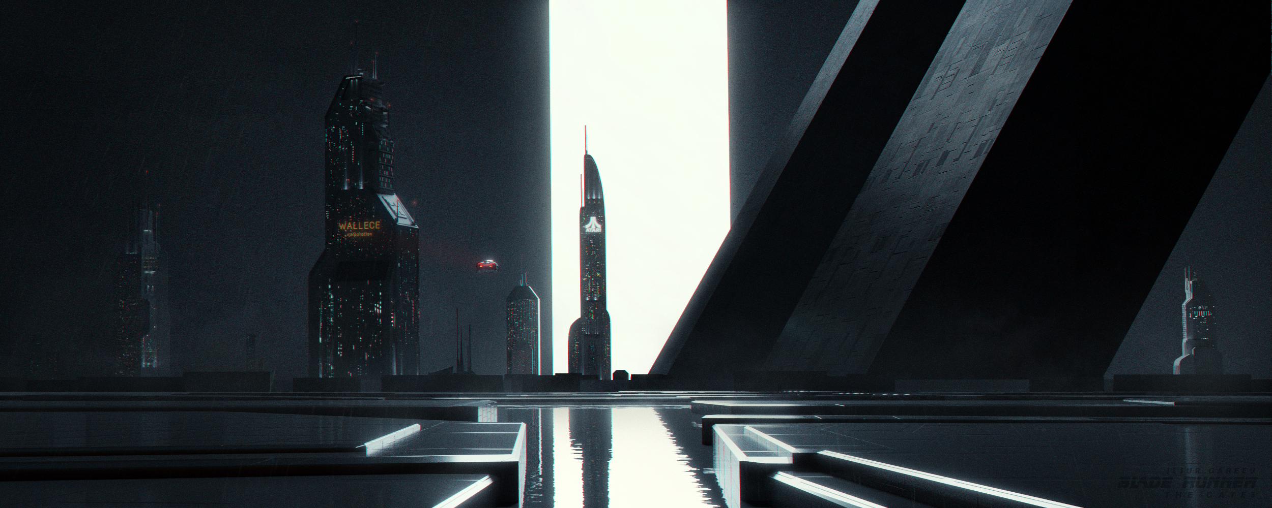Blade Runner: The Gates