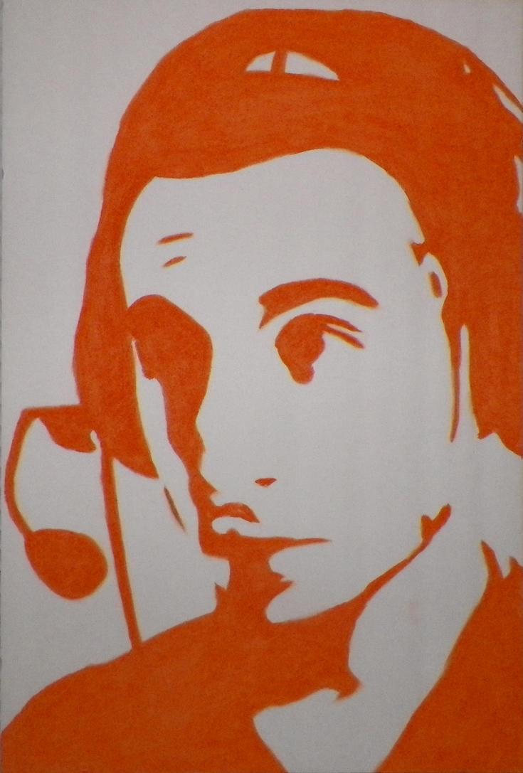 TeeVeeo Pastel Portrait by J-Mac09