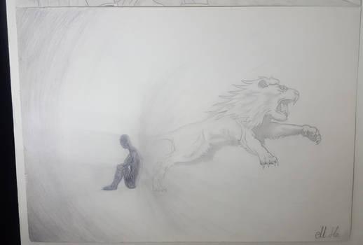 Let your inner lion roar