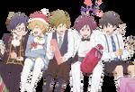 Render Free! Chilhood Christmas