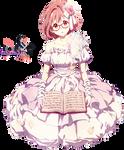 Mirai Kuriyama Cute Elegance by GothicxStyylee