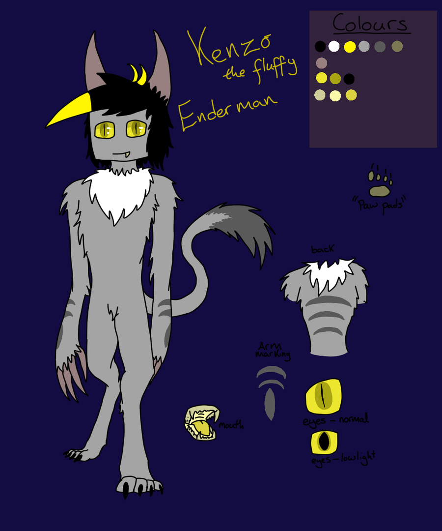 Kenzo reference sheet by Ask-Creeps-and-Lanky