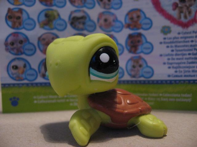 Littlest Pet Shop Sea Turtle 2441 By Twilightberry On Deviantart