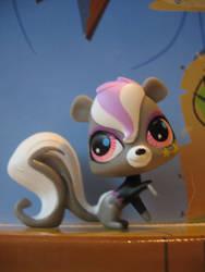 Littlest pet shop Pepper Clark by Twilightberry