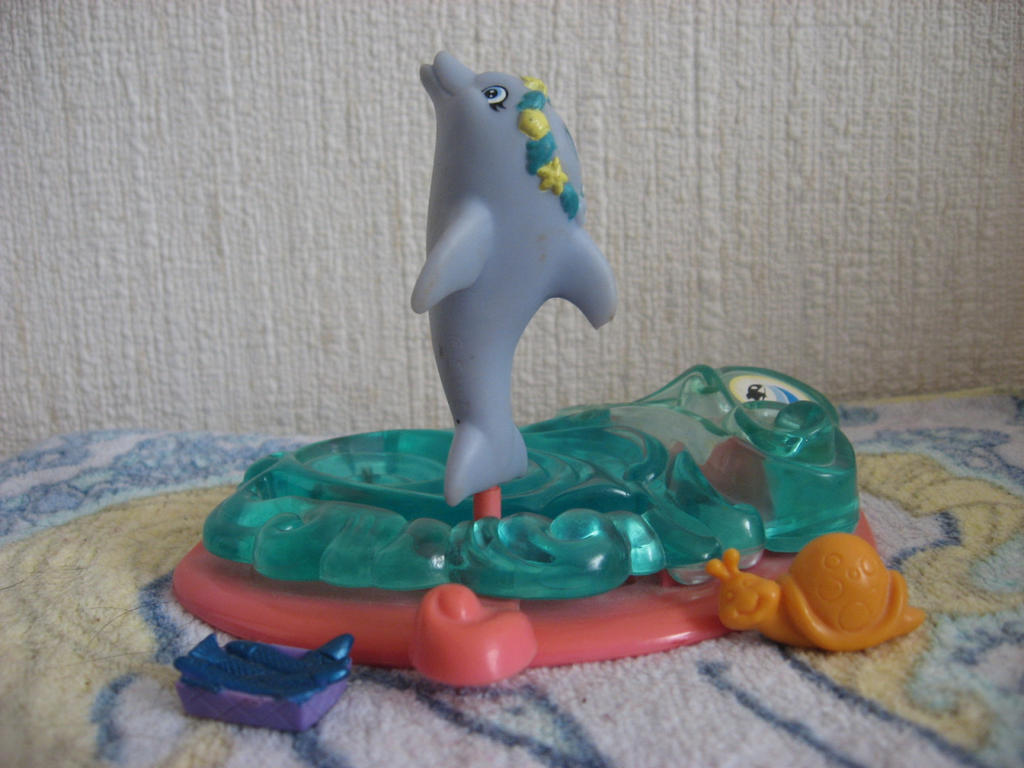 Littlest Pet Shop Dolphin By Twilightberry On Deviantart