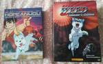 Ginga dvd boxes by Twilightberry