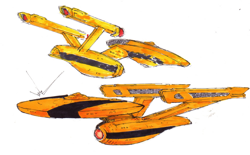 Enterprise Bumblebee by Neumatic