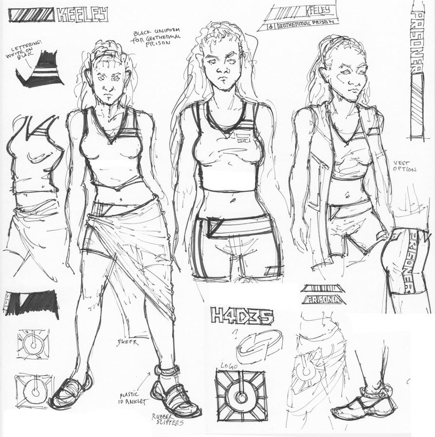 Keeley's H4D35 Uniform Concept by Neumatic