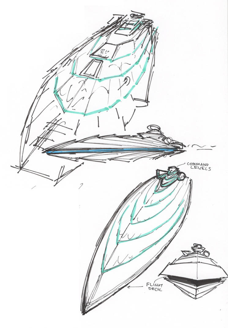 Scallop Ship by Neumatic