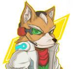 Fox McCloud.