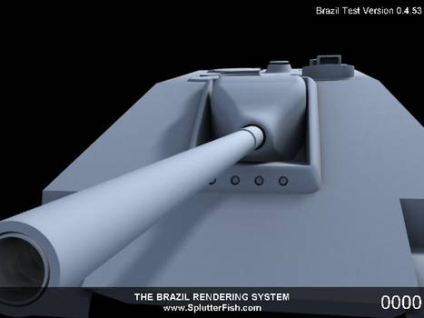 Jagdpanther wip4