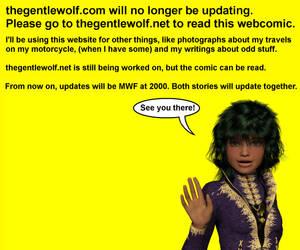New Website, Same Webcomic. by Cat-man-dancing