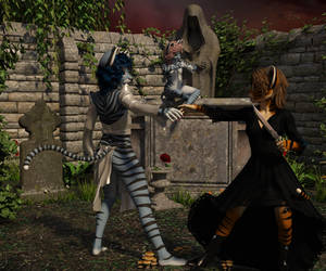 Dance of Death 003 by Cat-man-dancing