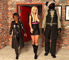 Long Cool Woman (In a Black Dress)