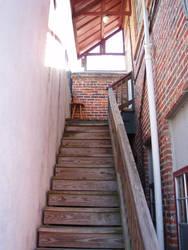 Interesting Stairway