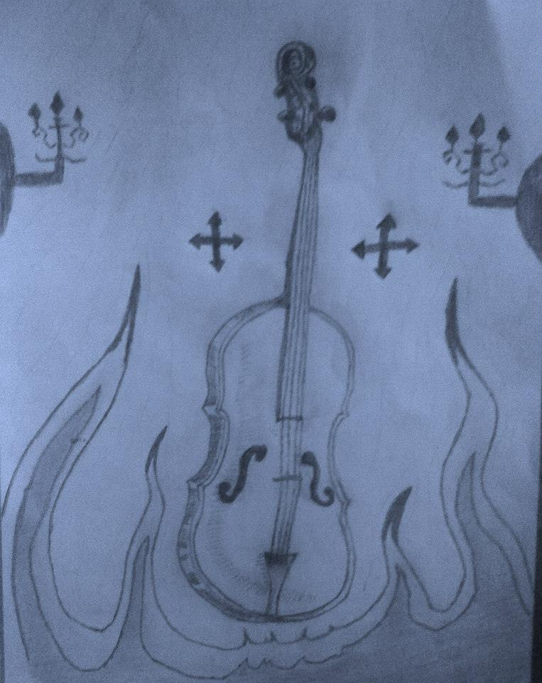 Quelques dessins au crayon Infernal_violin_by_melvinduckart-d63ckaj