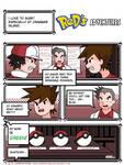 Red's 1st Pokemon: Pg. 1