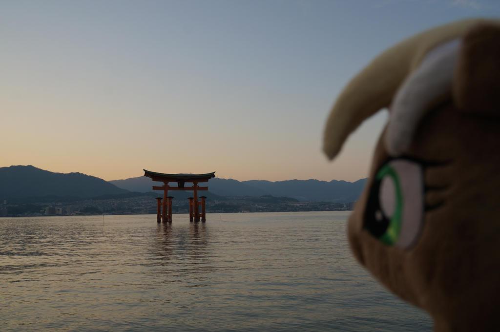 Unity in Miyajima, Hiroshima by Cabraloca