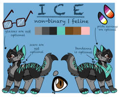 Ice Ref - August 2019 by staarpup